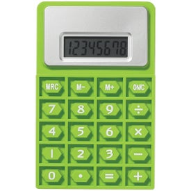 Imprinted Flexi Calc