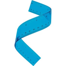 Imprinted Flexi Ruler
