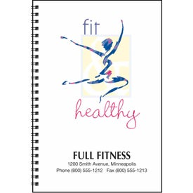 Advertising Food and Fitness Journal