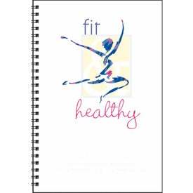 Custom Food and Fitness Journal
