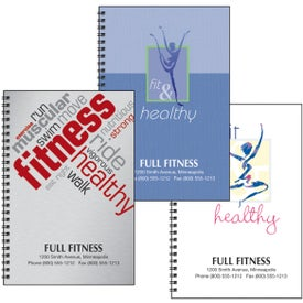 Food and Fitness Journal for Your Church