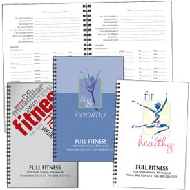 Food and Fitness Journal Giveaways