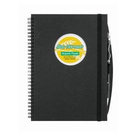 Frame Circle Large Hardcover Journal Book