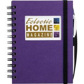Frame Rectangle Hardcover Journal Book