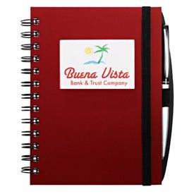 Custom Frame Rectangle Leather Journal Book