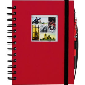 Frame Square Hardcover Journal Book for Your Church