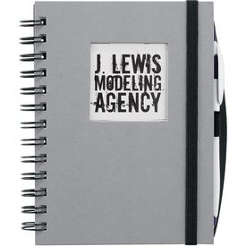 Frame Square Hardcover Journal Book for Advertising