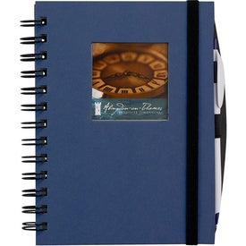 Custom Frame Square Hardcover Journal Book