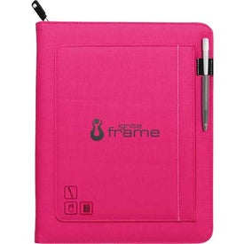 Iconic Padfolio Printed with Your Logo