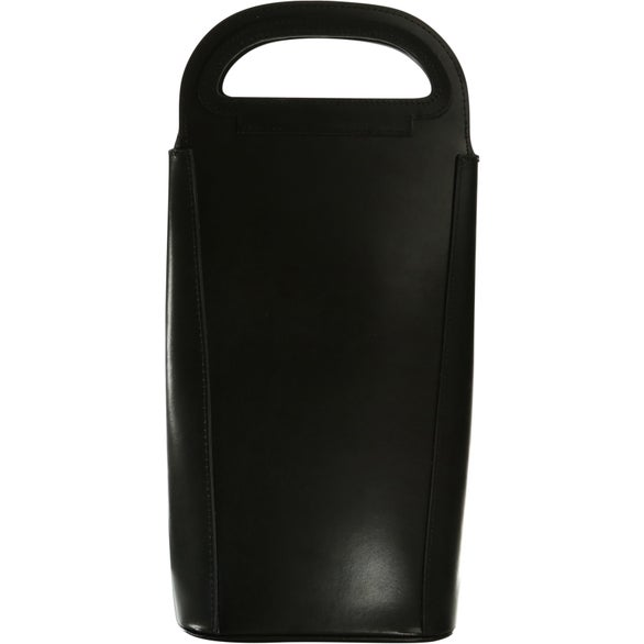 Black Gioia II Double Wine Carrier