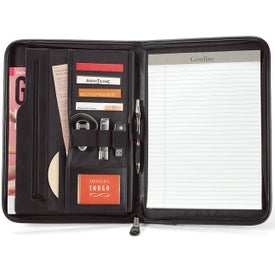 Global Leather Padfolio Branded with Your Logo