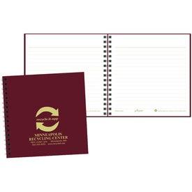 Custom Going Green Journal