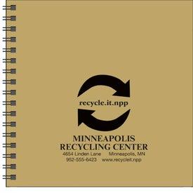 Logo Going Green Journal
