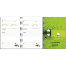 Golf Journal for Advertising