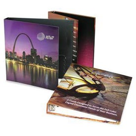 Graphikolor Binders with Your Logo