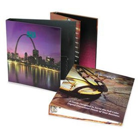 Graphikolor Binders Branded with Your Logo