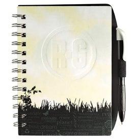 Green Grass Journal Book