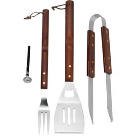 Grill Mate BBQ Set for Advertising
