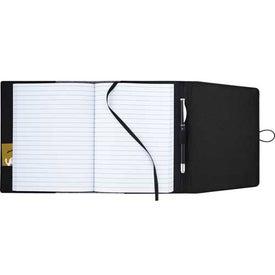 Customized Hampshire Tri-Fold JournalBook
