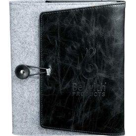 Advertising Hampshire Tri-Fold JournalBook
