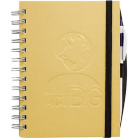 Hardcover Journal Book with Your Logo