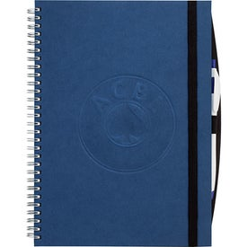 Customized Hardcover Large Journal Book