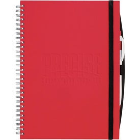 Company Hardcover Large Journal Book