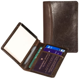 Hayden Pocket Jotter Pad for Advertising