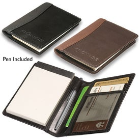 Customized Hayden Pocket Jotter Pad