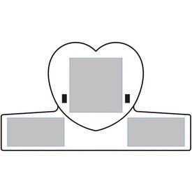 Heart Keep-it Clipboard Giveaways