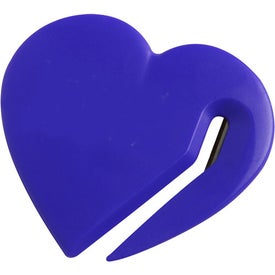 Heart Letter Slitter for Promotion