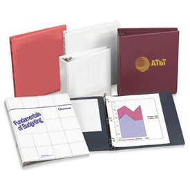 Personalized Heat Sealed Binder