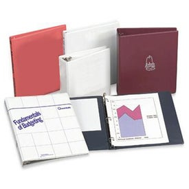 Heat Sealed Binder for Your Organization