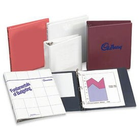Logo Heat Sealed Binder