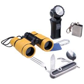 Monogrammed Hikers Tool Kit