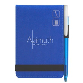 Iconic Jotter with Your Slogan