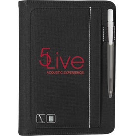 Iconic Jr. Writing Pad Media Clic Ice Printed with Your Logo