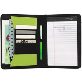 Branded Iconic Jr. Writing Pad Media Clic Ice