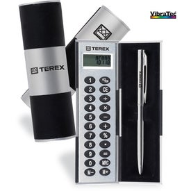 Advertising Illusion Series Calculator Pen Set