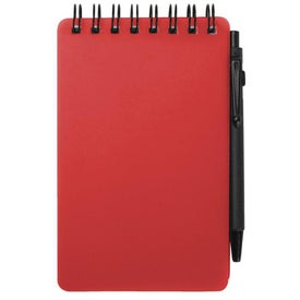 Impact Jotter with Pen Imprinted with Your Logo