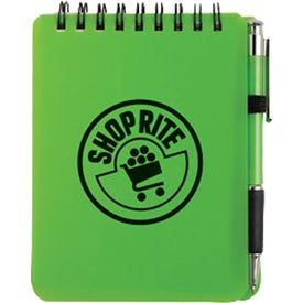 Impulse Jotter with Pen for your School