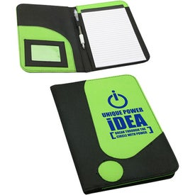 Logo Small Interjection Padfolio