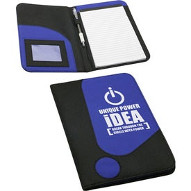 Small Interjection Padfolio