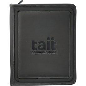 Customized Flip Portfolio for iPad