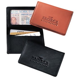 Jersey ID Card Case Branded with Your Logo