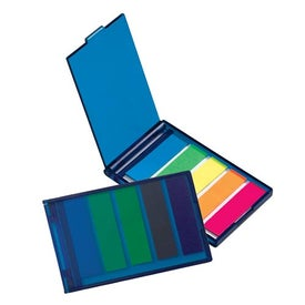 Joanie Credit Card Size Sticky Flag Holder