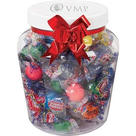 Jolly Candy Jar (Double Bubble)