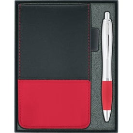 Jotter with Calculator and Ballpoint Pen for Your Organization