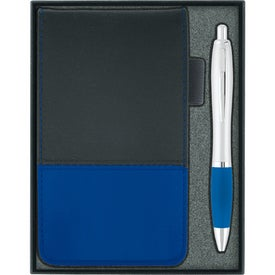 Jotter with Calculator and Ballpoint Pen for Marketing