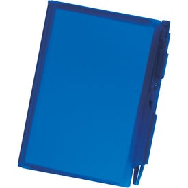 Logo Jotter Pad with Pen